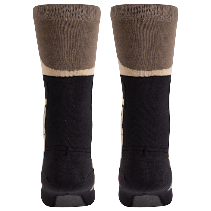 Richmond Tigers - Damien Hardwick Adult Nerd Socks